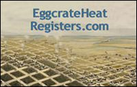 eggcrate heat register
